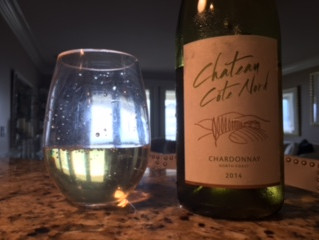 Chateau Cote Nord Chardonnay: Great Taste; Great Find