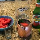 Summer Watermelon Mule