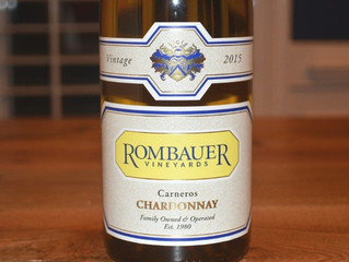 Beware the Lure of Rombauer Chardonnay