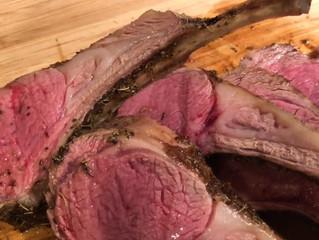 Easy Lamb Dinner