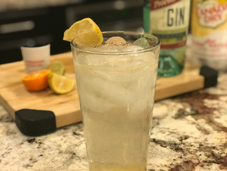 Jetsetter Gin & Tonic
