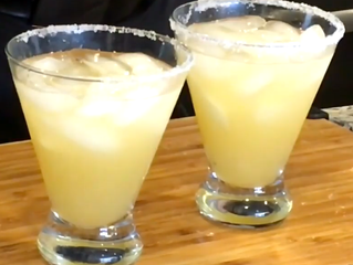 Jetsetter Skinny Margarita