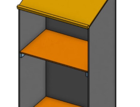 Quick Design of a Standing Podium (Day 1)