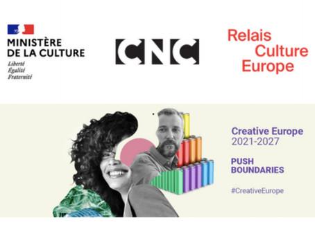 Lancement d'Europe Créative 2021 2027 : Soutien renforcé au secteur la culture