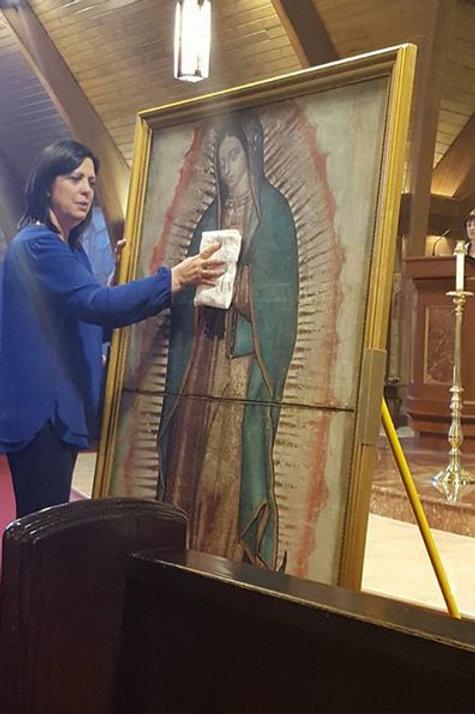 Holy Prayer Cloth
