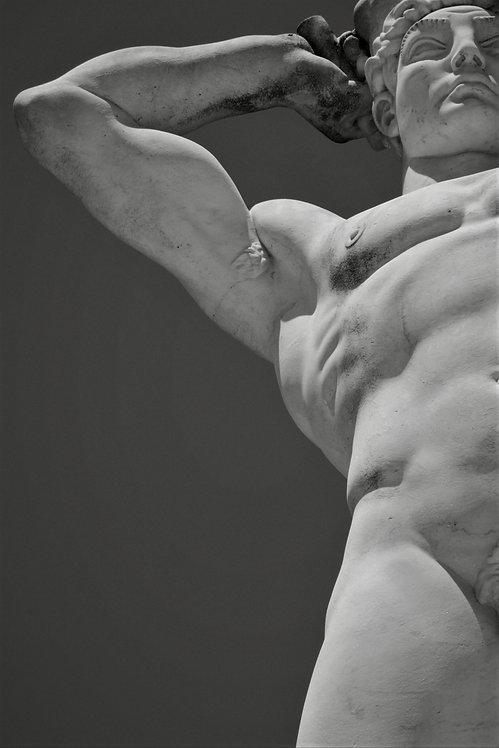 Respiro della pelle n.20 - Paola Di Valentini - FMB Art Gallery