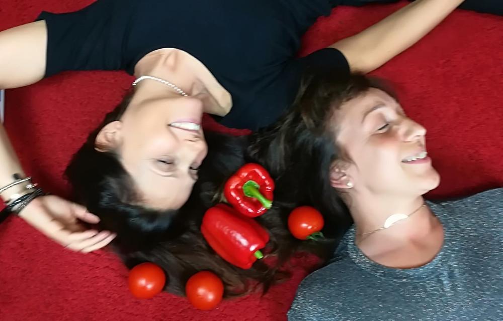 Cinzia Carbonelli & Adriana Seganti