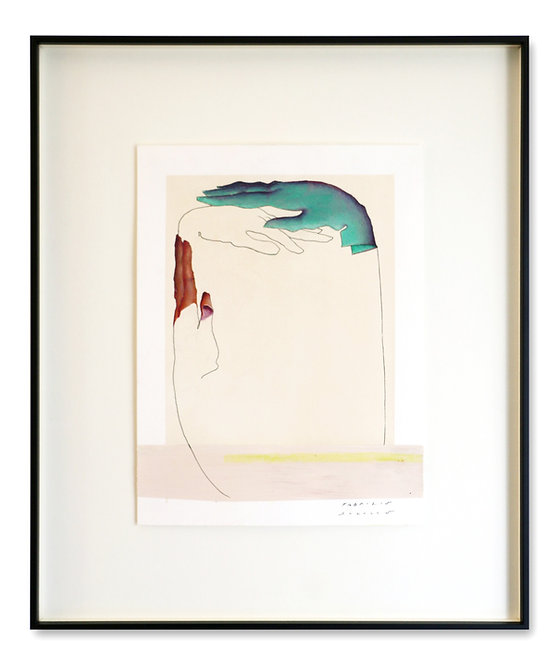 Carezze dimenticate - Fabrizio Sclocco - FMB Art Gallery