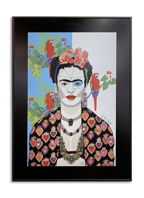 Frida - Massimo Perna - FMB Art Gallery