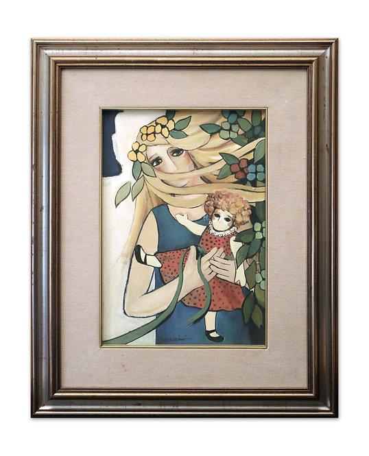 Suoni e colori # 10 - Letizia Peraccini - FMB Art Gallery