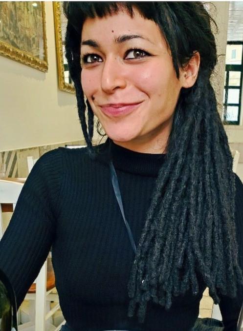 Conversation Piece: a nice talk with Yasmine Elgamal