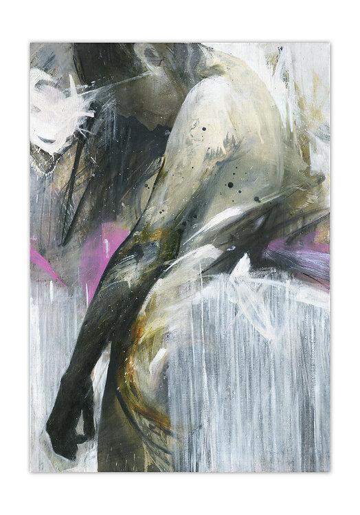 Bowed Nude - Grigorii Pavlychev