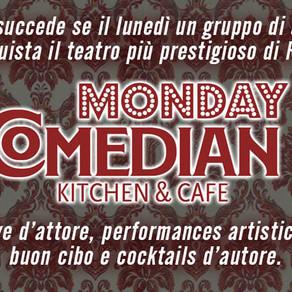 Monday Comedian - foyer TEATRO QUIRINO