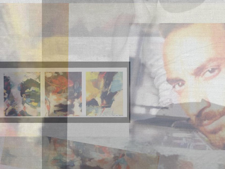 Pollock e l'esorcismo di un tormento, nell'arte di Schiavone e De Matteo