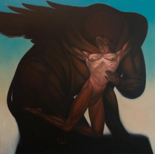 Desert Wind - Marko Tubic - FMB Art Gallery
