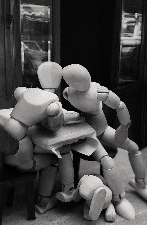 Humanize #006 - Alberto Alicata - FMB Art Gallery