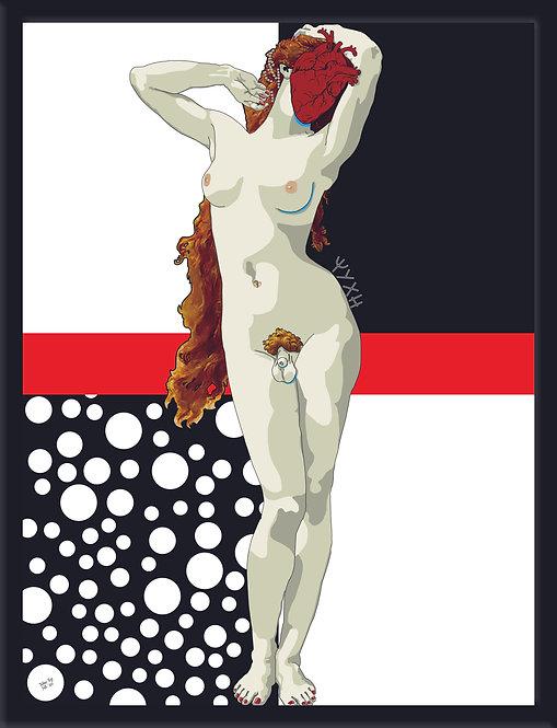Psiche - Massimo Perna - FMB Art Gallery