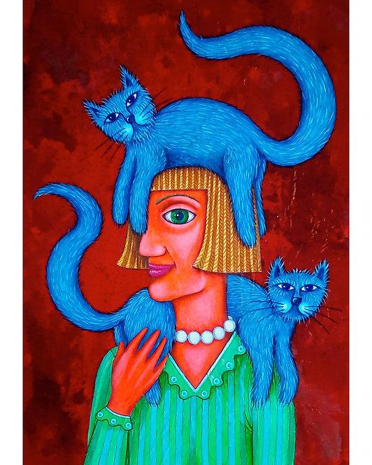 Untitled - Salvador Manzano Carabante - FMB Art Gallery