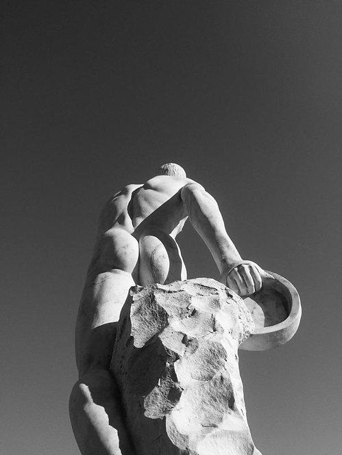 Respiro della pelle n.8 - Paola Di Valentini - FMB Art Gallery