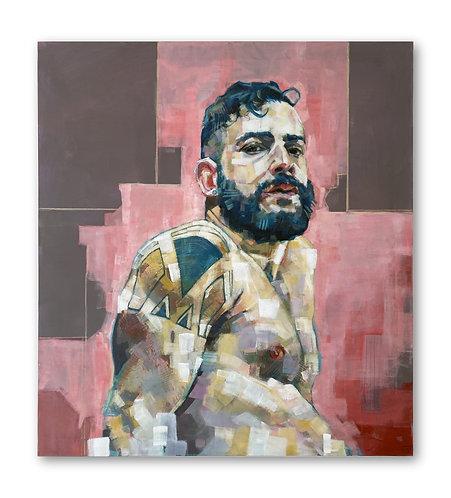 Emiliano - Luisiano Schiavone - FMB Art Gallery