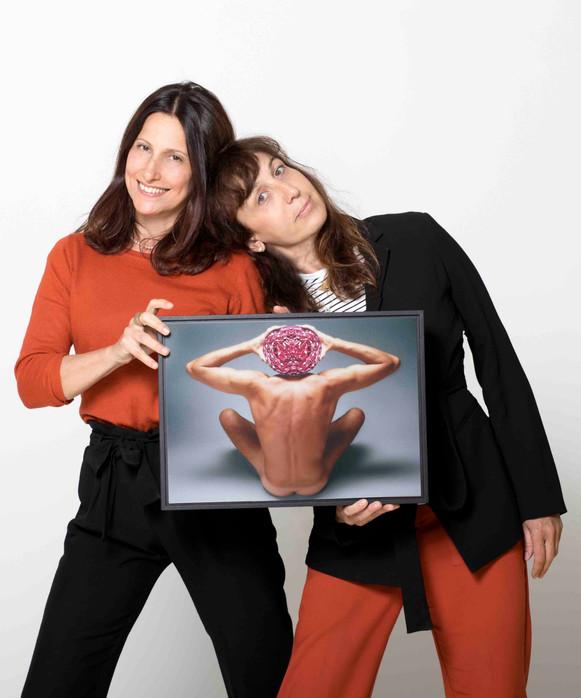 An interview with Cinzia Carbonelli & Adriana Seganti