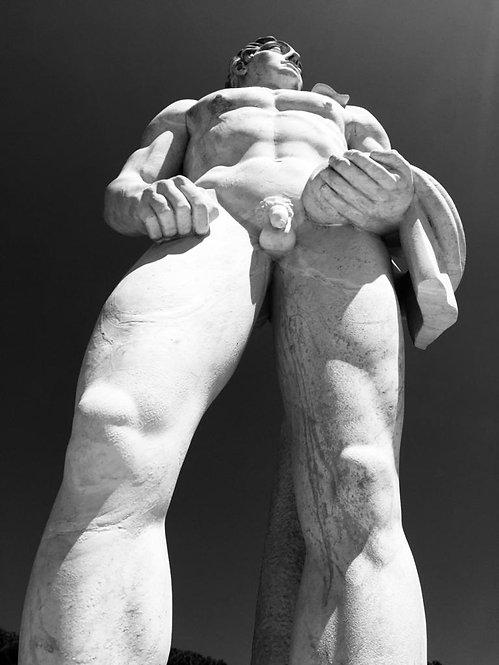 Respiro della pelle n.9 - Paola Di Valentini - FMB Art Gallery