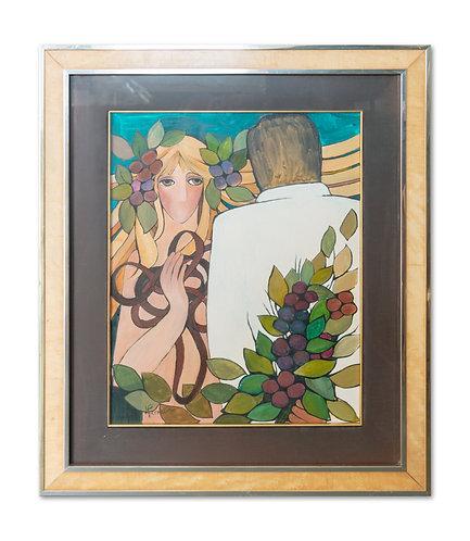 Suoni e colori #3 - Letizia Peraccini - FMB Art Gallery