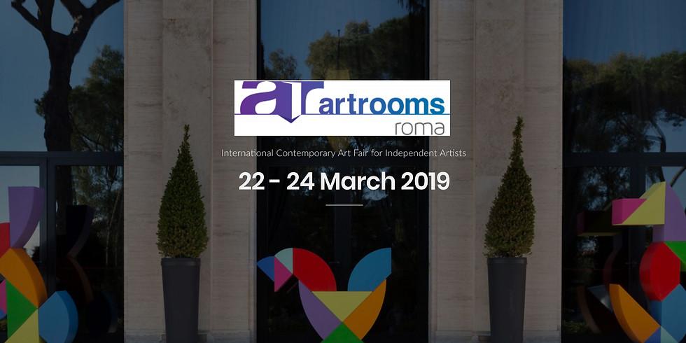 Luisiano Schiavone - Artrooms Fair Roma 2019