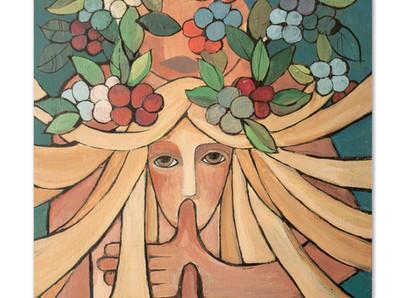 Nuove opere di Letizia Peraccini proposte in galleria