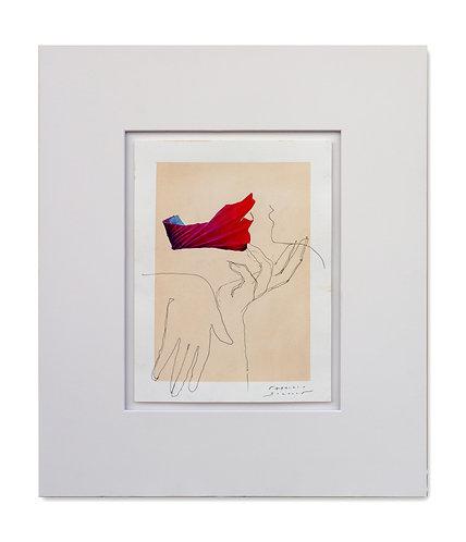 Tempra il bacio - Fabrizio Sclocco - FMB Art Gallery