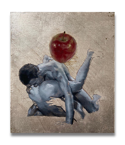 Apple - Alberto Torres Hernandez - FMB Art Gallery