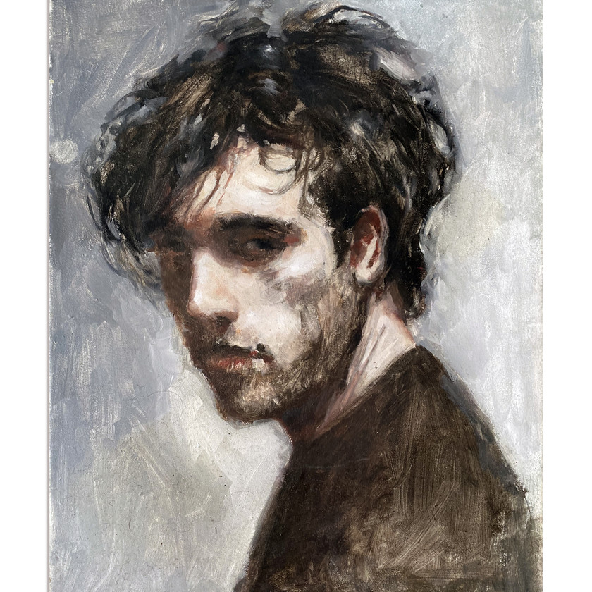 Michele - Stefano Cipollari - FMB Art Gallery