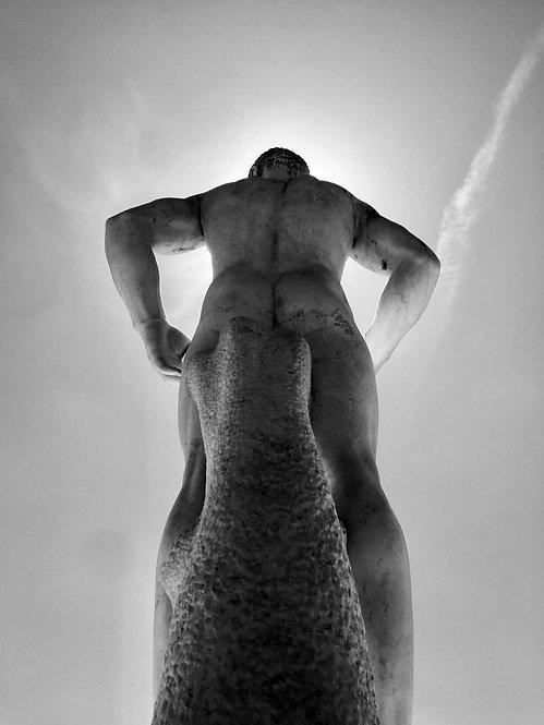 Respiro della pelle n.15 - Paola Di Valentini - FMB Art Gallery