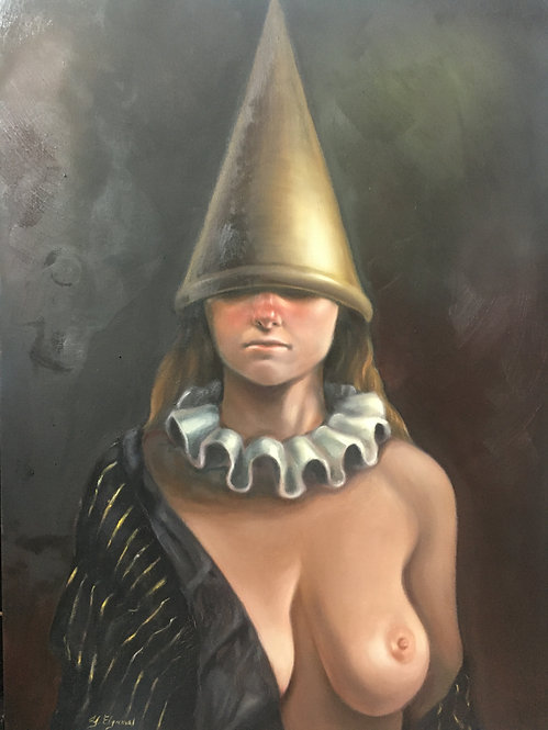 Sogno n.1 - Yasmine Elgamal - FMB Art Gallery