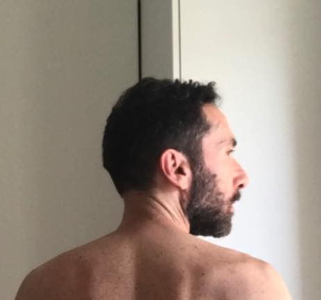 Stefano Cipollari, la moderna rappresentazione dell'intimità.