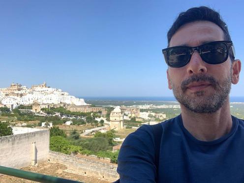Interview with Stefano Cipollari