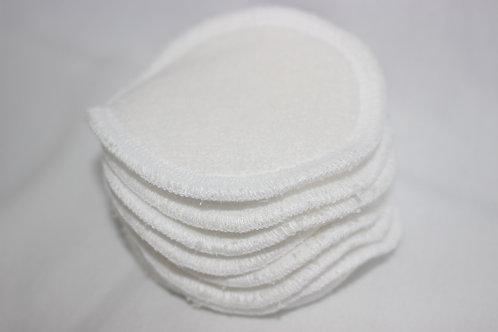 Disques démaquillants lavables
