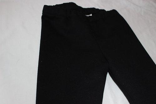 Legging chaud noir