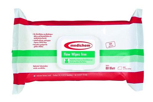 Medichem Flow Wipes free