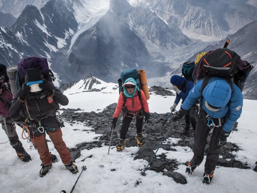Inside the First Afghan Women's Ascent of Mount Noshaq