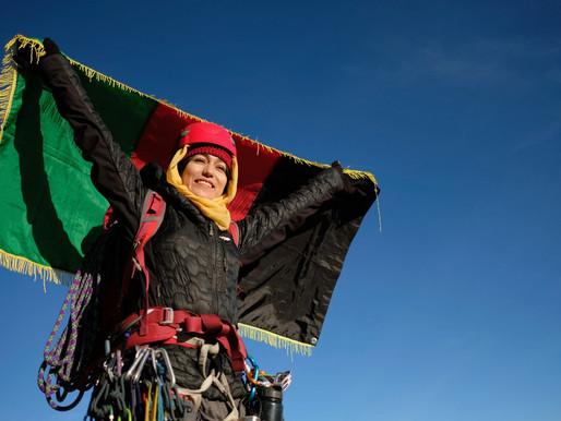 INTERVIEW: Ascending Afghanistan: Hanifa Yousoufi summits Noshaq