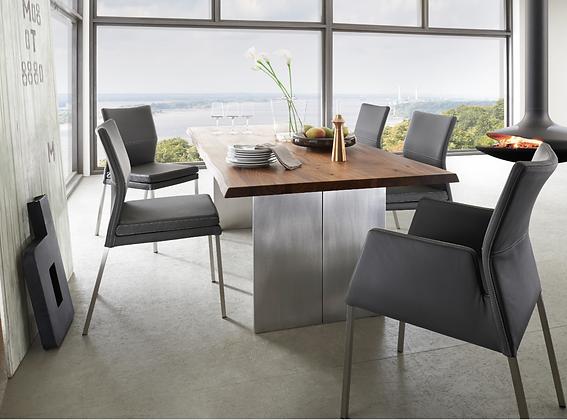 Yukon Solid Oak Dining Table