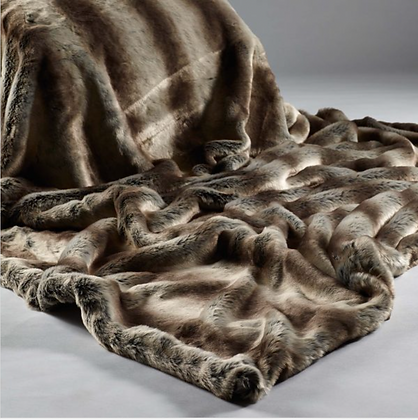 Norsk Brown Throw