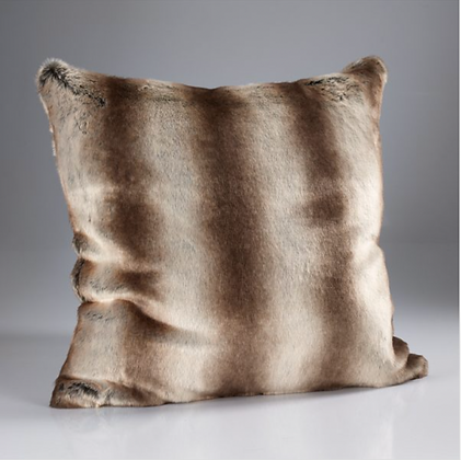 Norsk Brown Cushion
