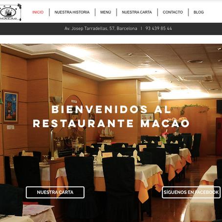 Presentamos nuestra página web