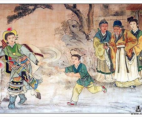 La verdadera historia de Mulán