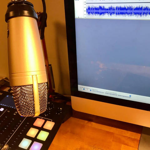 Microfon Behringer, stare perfectă de funcționare