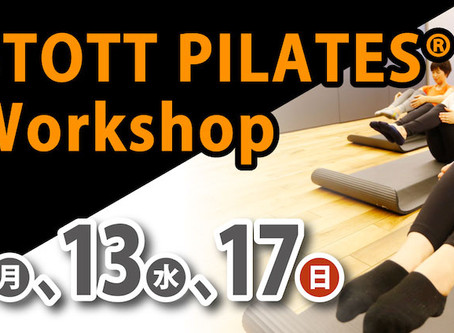 STOTT PILATES® Online Workshop