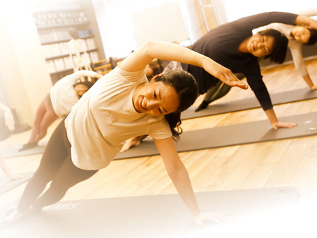 STOTT PILATES® Online Workshop