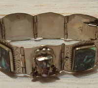 More Mexican silver vintage jewelery get